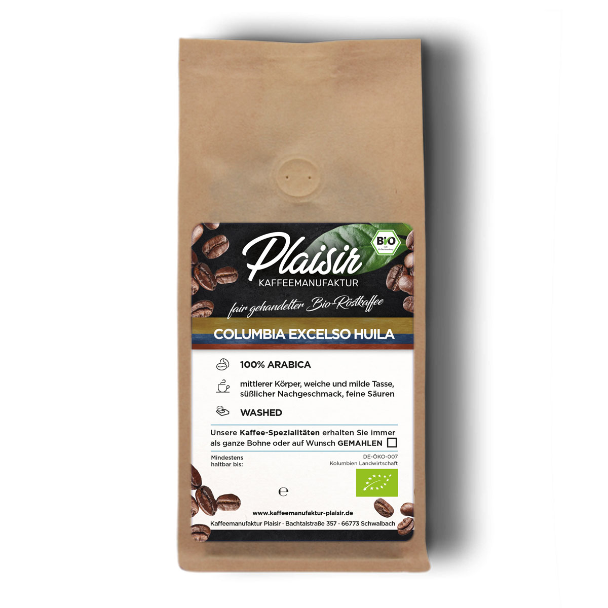 BIO Columbia Excelso Huila