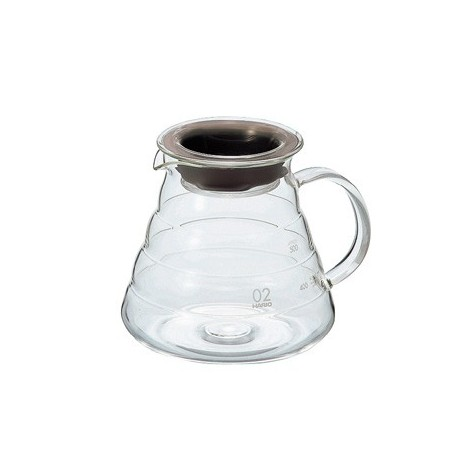 Hario V60 Range Server 600 ml Clear